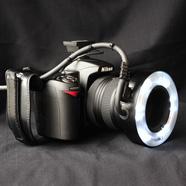 口腔内カメラ Nikon D90